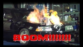 Engines Blow Up On Dyno -||-COMPILATION-||- (engines, Tires, Headgaskets, Turbos)
