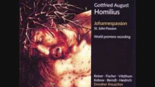 Dresdner Kreuzchor -  Gottfried August Homilius