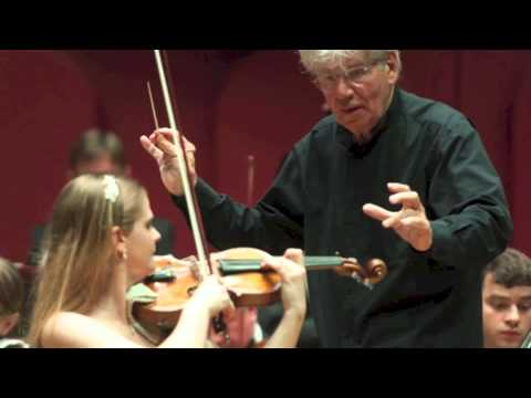 Solenne Païdassi - Saint-Saens 3d Violin Concerto, 3d mvt Part 1