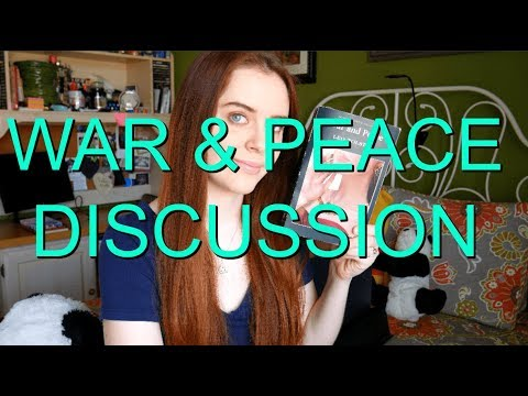 DISCUSSION/ANALYSIS OF LEO TOLSTOY'S WAR & PEACE