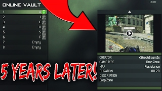 WATCHING THEATER MODE CLIPS 5 YEARS LATER in Call Of Duty Modern Warfare 3