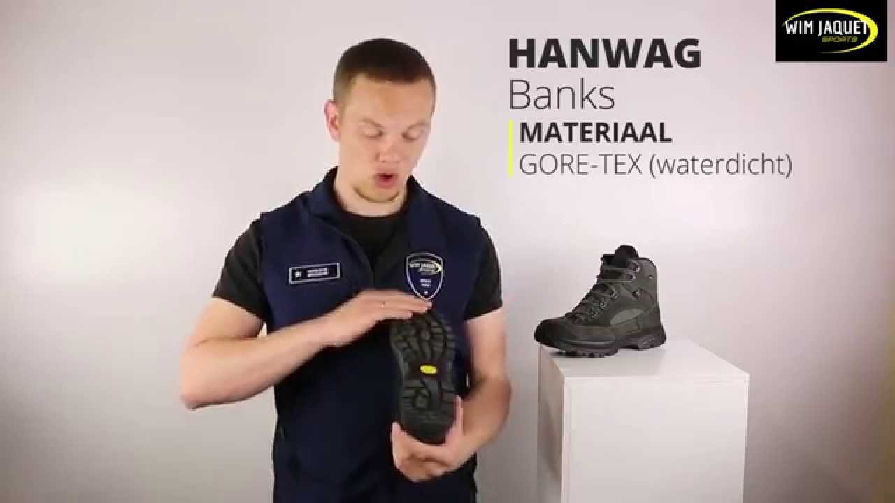 0d008202136 Hanwag Banks Product video - YouTube