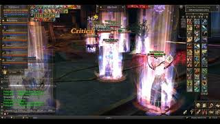 Lineage 2 ( Atelia Fortress)Embryo Command Post my first time XD