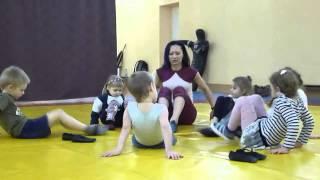 Тренировка бальников - 24 февраля 2014