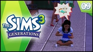 LIFE IS HECTIC! - Sims 3 GENERATIONS - EP 9