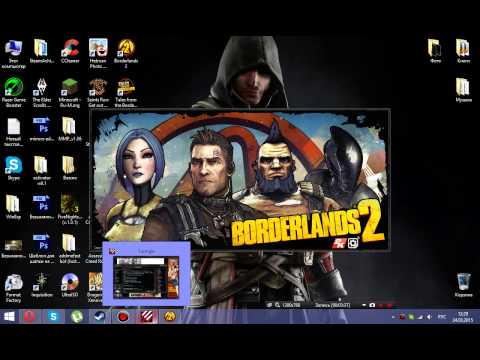 Как играть в Borderlands 2 по сети на пиратке?