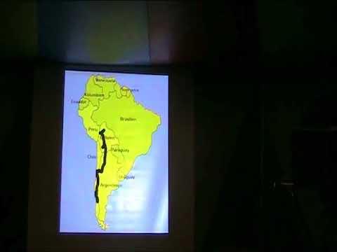 Budget adventure trip riding AROUND THE WORLD - South America