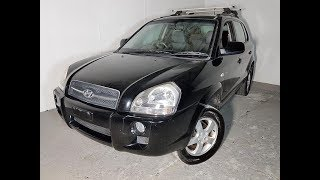 (SOLD) 4×4 4cyl SUV 5 Speed Manual Hyundai Tucson City 2007 Review