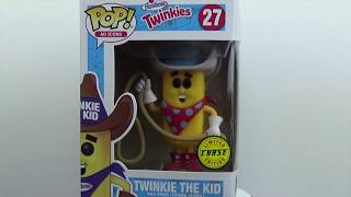 Funko Pop! Twinkie Giveaway Video For February 22, 2019