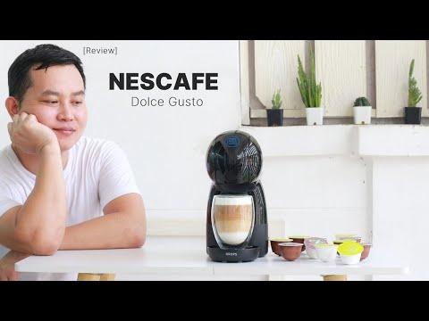 [Review] รีวิว เครื่องชงกาแฟแคปซูล Nescafé Dolce Gusto | family man. พ่อบ้าน งานครัว
