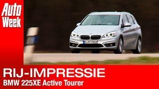 BMW 225xe Active Tourer (2016) AutoWeek review