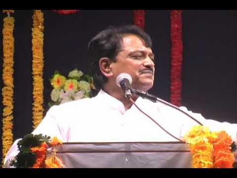 Speech by Shri Vilasrao Deshmukh
