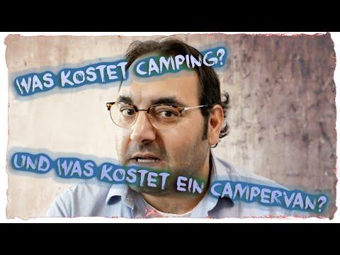Was kostet Camping - und was ein Kastenwagen?