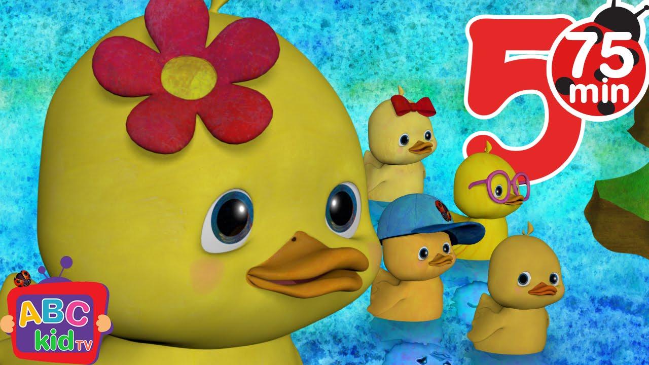 Five Little Ducks More Nursery Rhymes Kids Songs