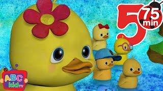 Five Little Ducks + More Nursery Rhymes & Kids Songs - CoComelon