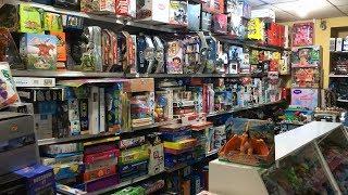 ВЛОГ/Кафе Донер р. Усть-Каменогорськ/Дитячий магазин іграшок