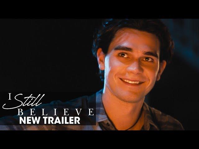 I Still Believe (2020 Movie) New Trailer | KJ Apa, Britt Robertson, Shania Twain