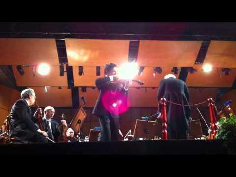 Paganini Concerto n1 cadenza Andrea Obiso