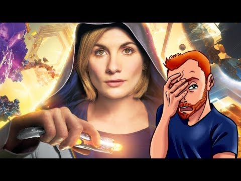 The Vandalization of Doctor Who