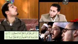 المغربي الذي أبكى ملايين العرب وأقام عليهم الحجة