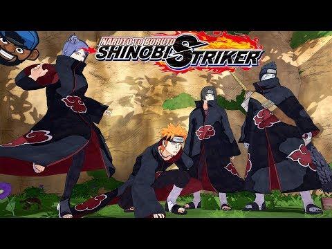 Naruto To Boruto Shinobi Striker Beta - DAY 2