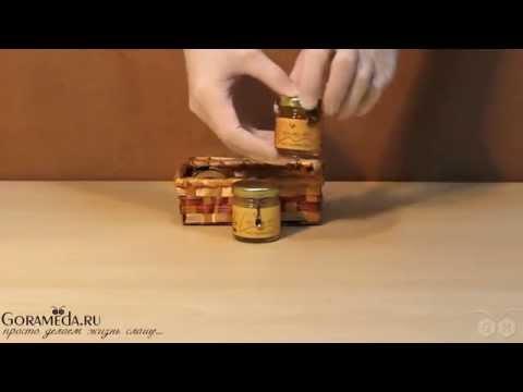 Подарок с мёдом № 3