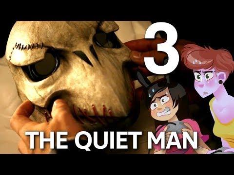 The Quiet Man Part 3 (2 Girls 1 Let's Play Gameplay Walkthrough)