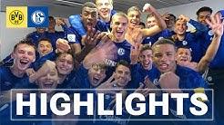 U19-DERBYSIEG! | Knappenschmiede | FC Schalke 04