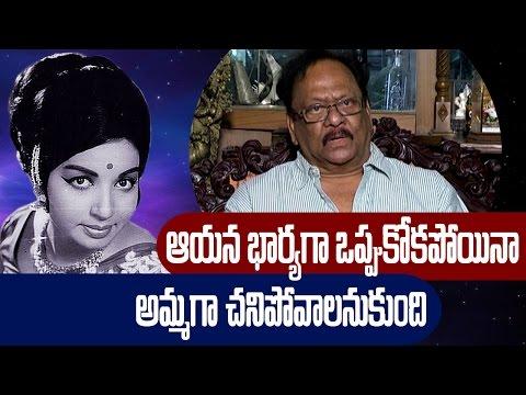 Jayalalithaa said she wasn't exactly happy with her life : Krishnam Raju