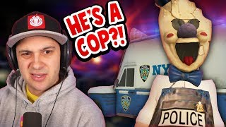 Rod is a COP?! | Ice Scream: Horror Neighborhood