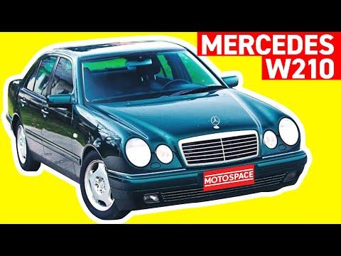 Mercedes W210 E 290 Turbodiesel 1999 Test Motospace Pl
