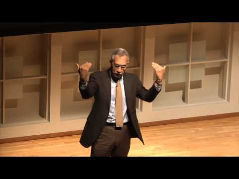 Claude Steele explains impact of stereotype threat on achievement