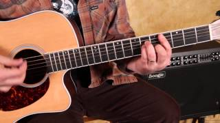 The Everly Brothers - All I Have To Do Is Dream - Songs on Acoustic Guitar - How to Play - Lesson