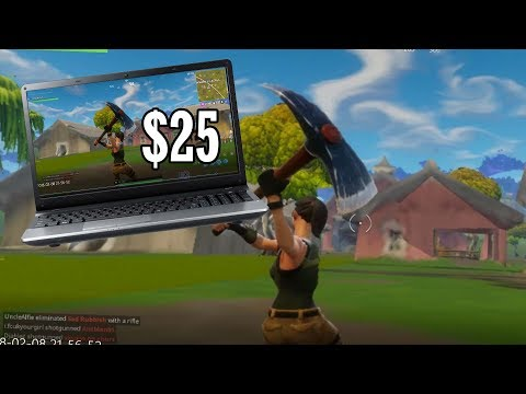 playing-fortnite-on-a-$25-laptop