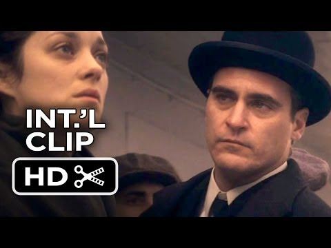 The Immigrant International CLIP - All Aboard (2013) - Jeremy Renner Movie HD