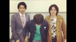 TBSにて 春 4月19日毎週水曜日23時56分からスタート‼   ドラマ「3人...