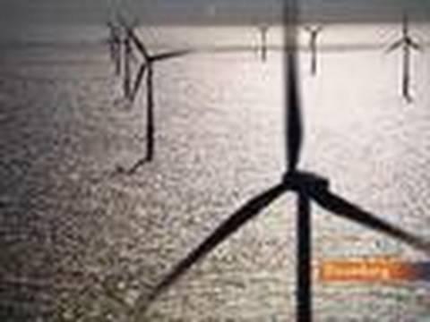 Britain Prepares to Spend $160 Billion on Offshore Wind