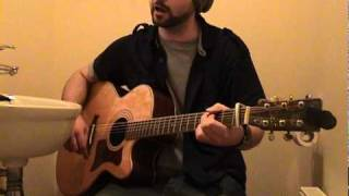 Little things that Piss me off- Rodney Carrington- Acoustic cover- From the toilet..