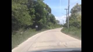 เส้นทางเข้าพัก บ้านท๊อปวิว