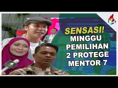 Mentor 7 Minggu Pemilihan 2 Protege | Melodi 2018