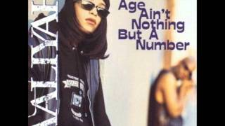 Aaliyah - Age Ain't Nothing but a Number (Full album + Bonus)