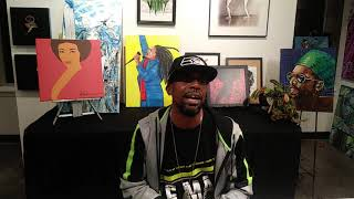 206CLASSIC RADIO: is with SHIGG from KKSH @ C-ART GALLERY part 1