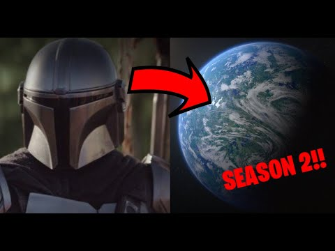 Mandalorian Season 2 Leaked Footage Youtube