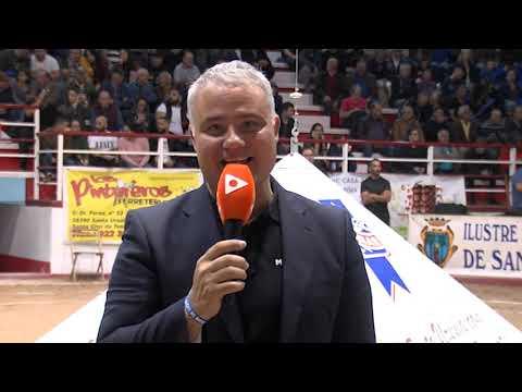 Lucha Canaria: Final