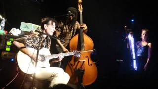 STEVE VAI rescue me or bury me acoustic Thessaloniki 5-11-12