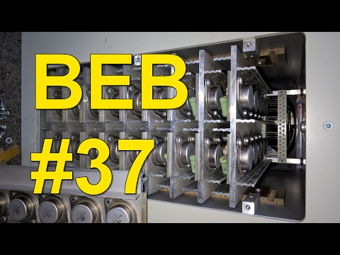 BEB #37: CRAZY! 600W RF Power Amplifier (aka THE THING)