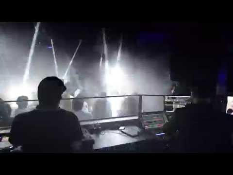 Live Light Show At Queen Club