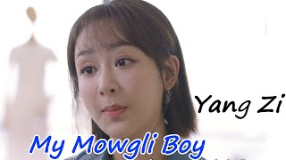 My Mowgli Boy - Yang Zi Images Summary - 杨紫