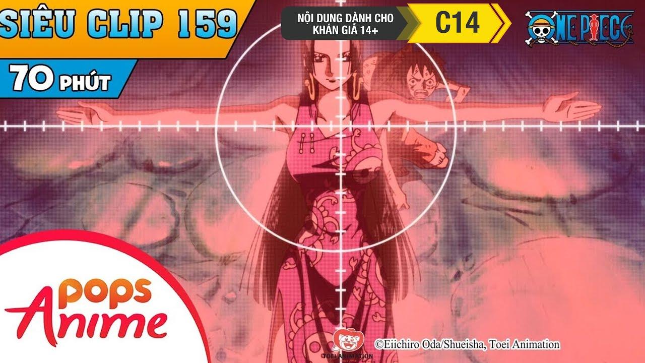 One Piece Siêu Clip Phần 159 – Những Cuộc Phiêu Lưu Của Luffy Và Băng Mũ Rơm – Hoạt Hình Đảo Hải Tặc