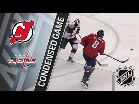 12/30/17 Condensed Game: Devils @ Capitals